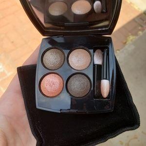 Chanel eyeshadow quad Tisse Vendome